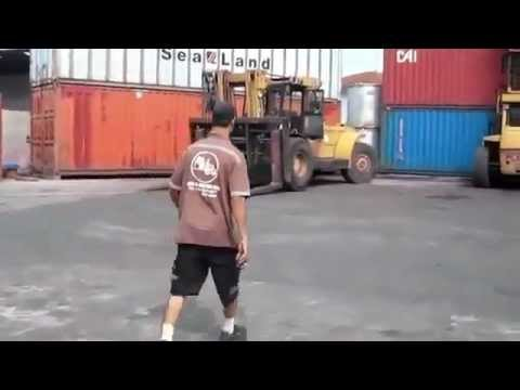 Amazing Coin Trick with Fork Lift