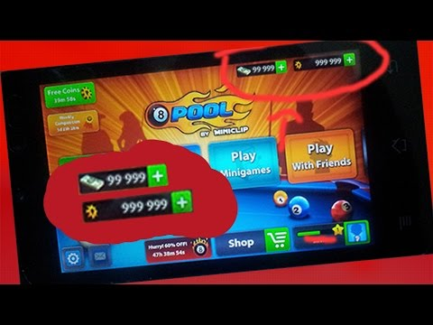 8 Ball Pool Hack : How To Get Free 8 Ball Pool Cash