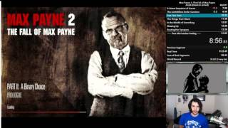 Max Payne 2 Speedrun with Commentary (World Record)