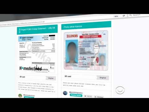 "Victim of hacker ""terrified"" by identity theft"