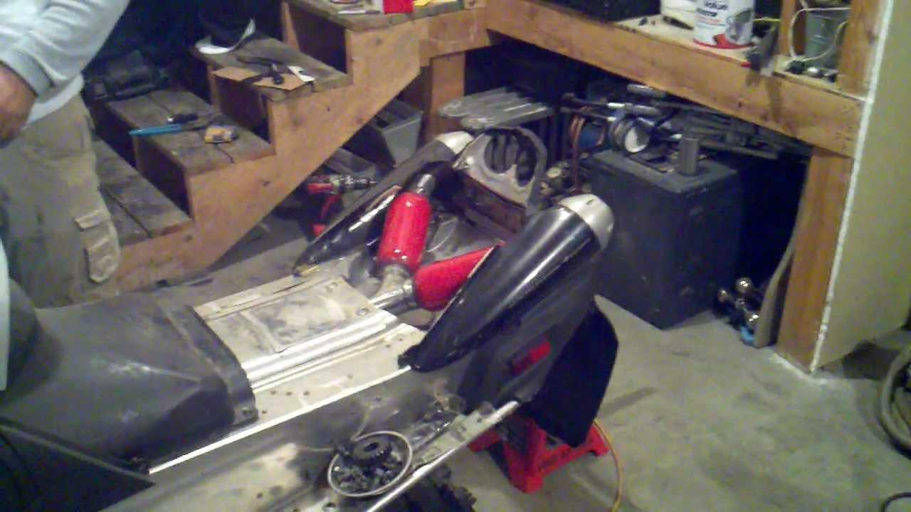 Yamaha Rx1 Exhaust