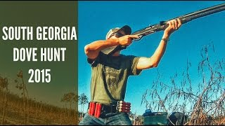 SOUTH GEORGIA DOVE HUNT 2015 - 3-GUN SHOTGUN SETUP