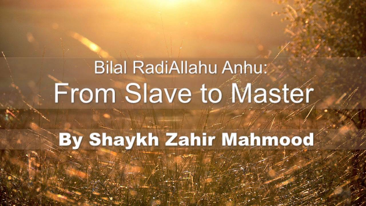 The Mega List Of Resources On Bilal Ibn Rabah, Reviews And ...