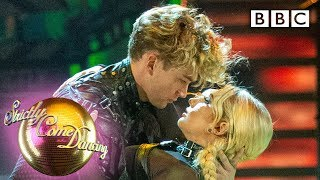 Saffron Barker and AJ Paso to 'Everybody Wants To Rule The World' | Movie Week - BBC Strictly 2019