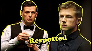 Respotted black Jack Lisowski vs Peter Lines 2018