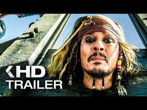 Thumbnail: PIRATES OF THE CARIBBEAN: Dead Men Tell No Tales NEW Movie Clips & Trailer (2017)