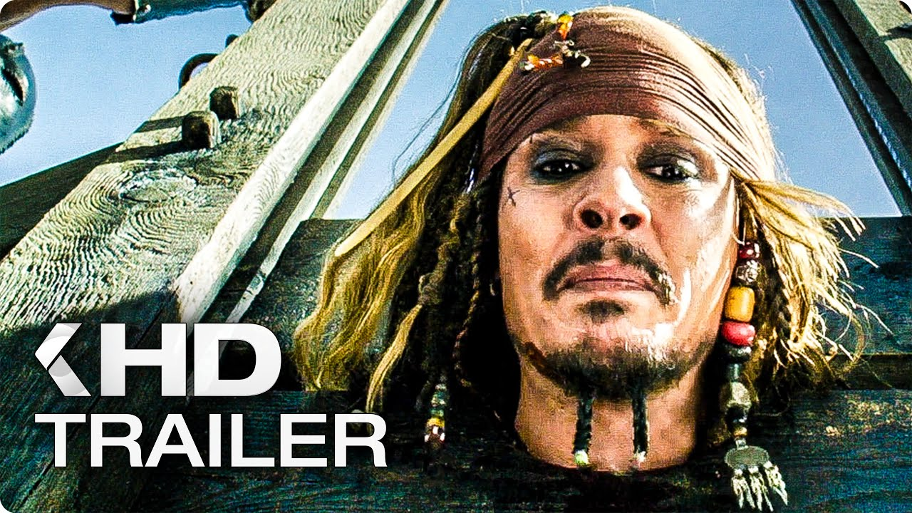 pirates of the caribbean dead men tell no tales new movie clips