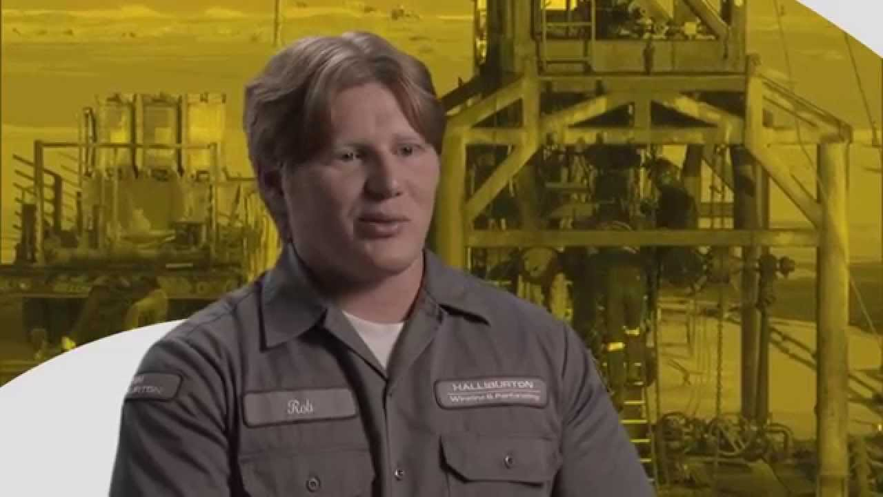 Halliburton Career Story Robert as a Field Engineer for Wireline and Perforating  YouTube