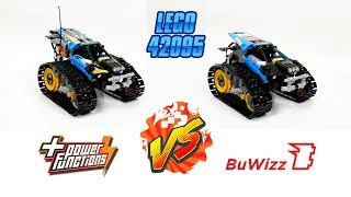 LEGO 42095: Power Functions VS BuWizz
