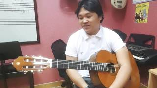 Yamaha C40 Classical Guitar - Review and Test