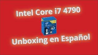 procesador intel core i7 4790 lga 1150 haswell refresh