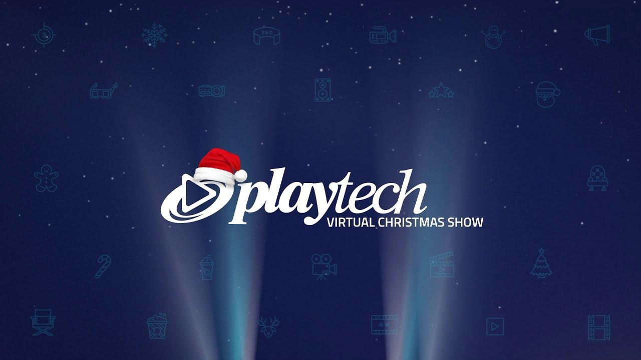 Playtech Virtual Christmas Show 2020