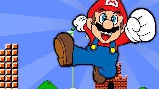 "Губная гармошка""Super Mario Bros."" Табы"