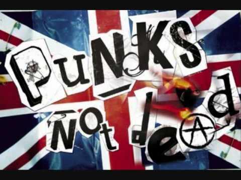 The Exploited Punks Not Dead Lyrics Youtube