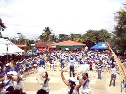 banda ritmica y palillonas del colegio nuestra se241ora d