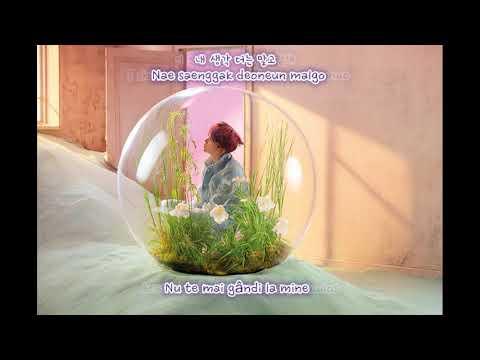 [Han/Rom/Romanian Subs] BTS (방탄소년단) Suga - Trivia 轉: Seesaw