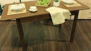 Видео обзор стола Прага