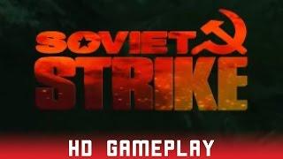 Soviet Strike - Sony Playstation (PS1) - HD Gameplay