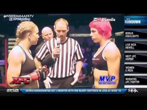 XFC Australia Highlights Featuring Jessy Jess