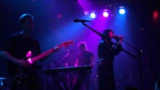 Naked And Famous - Higher - New Song for New Album Live @ The Independent SF 3.22.16