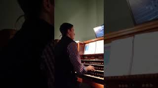 Alle Marcia - Thomas Adams (Organ)