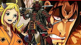 تلميحات أودا القوية في الفصل 984، قوة فواكه الزون، ياماتو محاربة الطاقم، مشرووع كايدو الجديد.