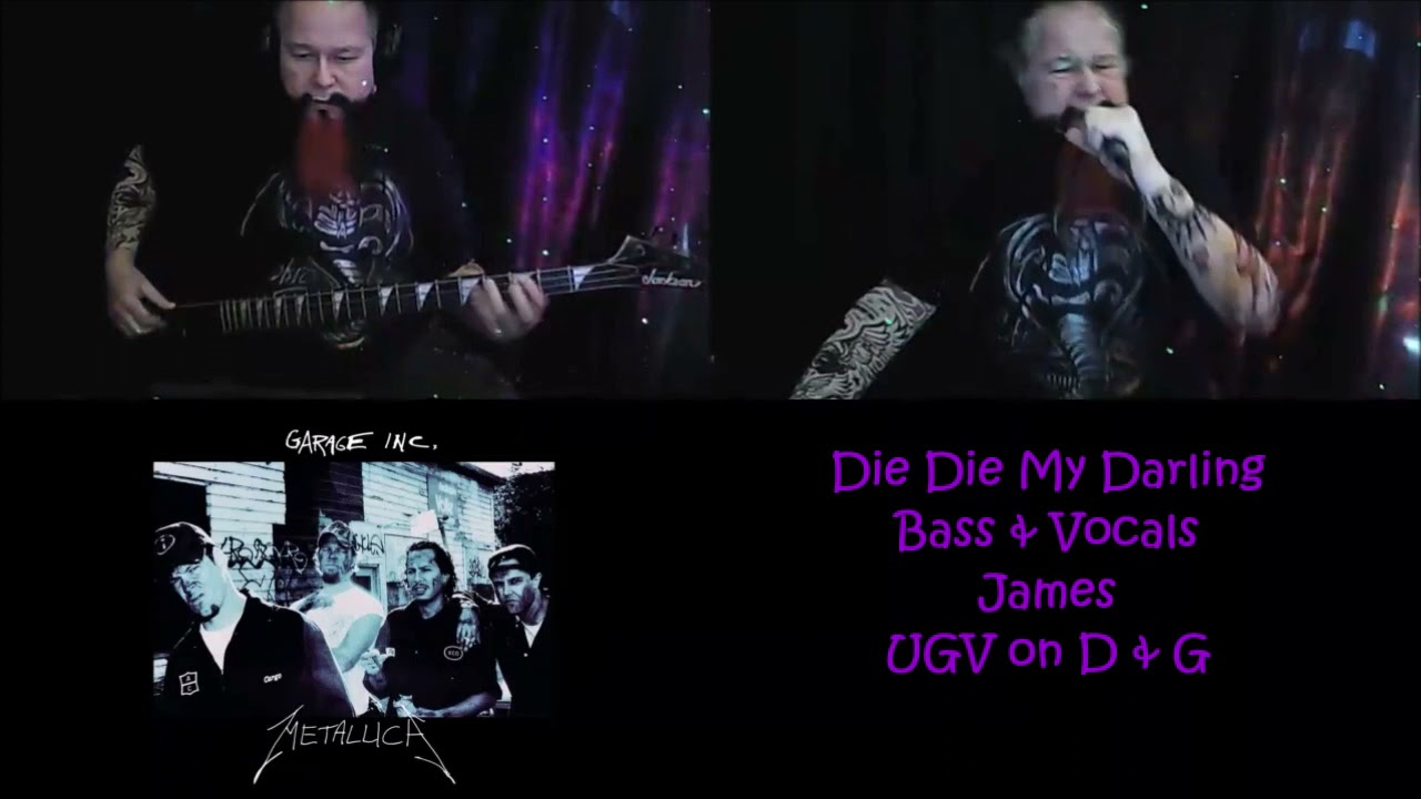 Metallica Die Die my Darling by Only One Star