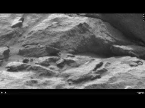 Martian Mining Colony