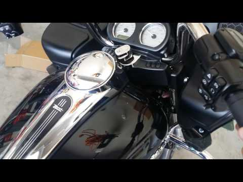 Repeat Cobra exhaust 2016 Road Glide by Doug gillaspy