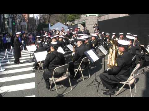Tobe! Gundam (Theme from Gundam 0079) - Japanese Navy Band