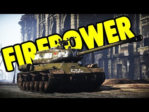 HEAVY GUNS & FIREPOWER | War Thunder Multiplayer Gameplay (AD)