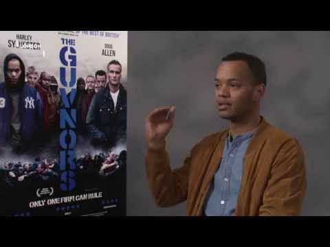 Rizzle Kicks star Harley Sylvester on his thriller movie: The Guvnors