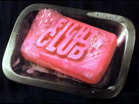 Fight Club Soundtrack- Setting up a fight
