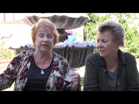 "Sunny Behind the Scenes: ""Lynne Marie Stewart and Sandy Martin"""