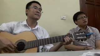 Em ơi Hà nội phố. Đệm hát guitar