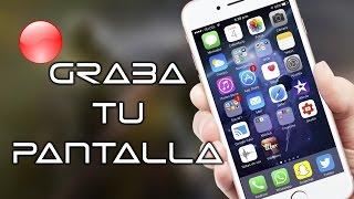 Como Grabar La Pantalla iPhone, iPod & iPad iOS 9.3 SIN JAILBREAK | ZIDACO