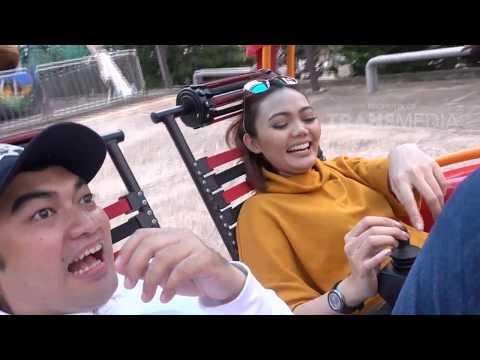 COMEDY TRAVELER - Seru !! Rina & Eprod Bermain Wahana Ini, Dimalaysia (15/4/18) Part 2