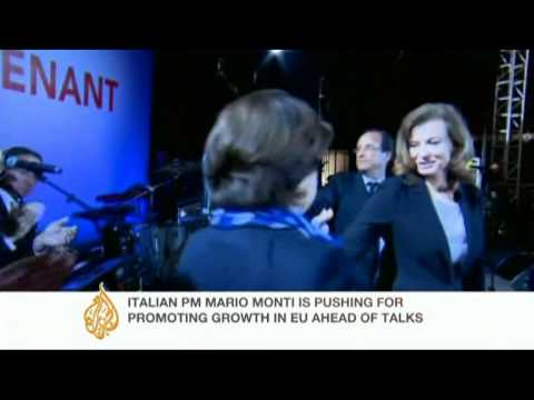 Ex-Italian Foreign Minister Franco Frattini discusses