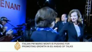 Ex-Italian Foreign Minister Franco Frattini discusses