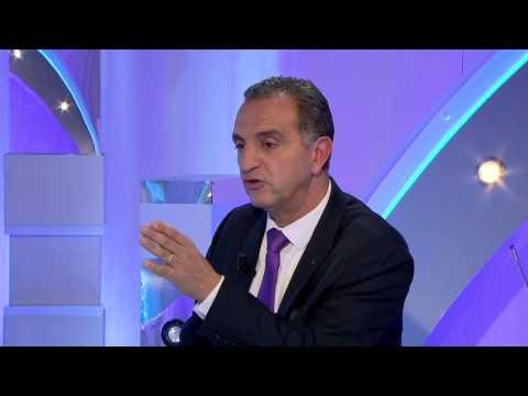 Interview de Mustafa Larbaoui (EST)par Alain Marty - BUSINESS 365