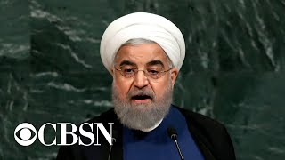 Top White House officials brief Congress on Iran