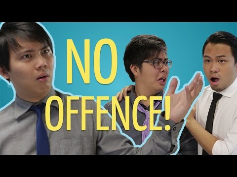 No Offence! (Ft. The Ming Thing)