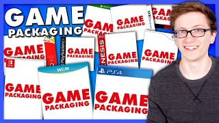 Game Packaging - Scott The Woz