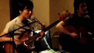 キセル「くちなしの丘」2010.5.8 FUKUOKA.CAFE TECO LIVE.