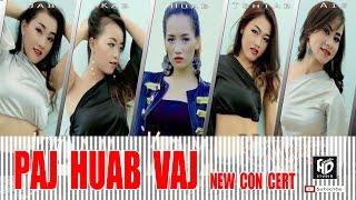 Paj Huab Vaj 2017 - Concert live in Thailand