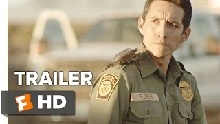 Transpecos Official Trailer 1 (2016) - Johnny Simmons Movie