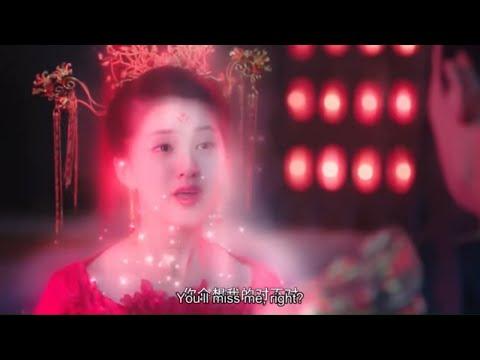 灰姑娘要离开这个世界了,不舍得男主,最后给他唱歌一首 💖 Chinese Television Dramas 💖 赵露思 💖 肖战