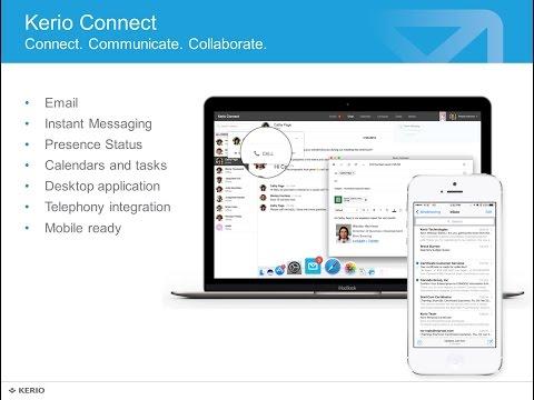 Webinaire - Kerio Connect Se protéger contre le spam et les intrusions
