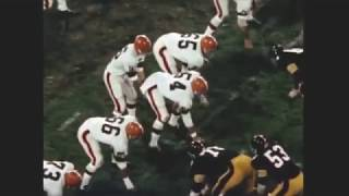 1968 Steelers at Browns Game 4