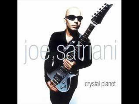joe satriani love thing